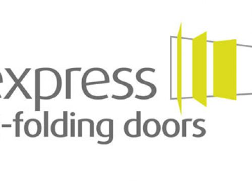 BM ALUMINIUM DELIVERS LOGIKAL SOLUTION FOR EXPRESS BI-FOLDING DOORS