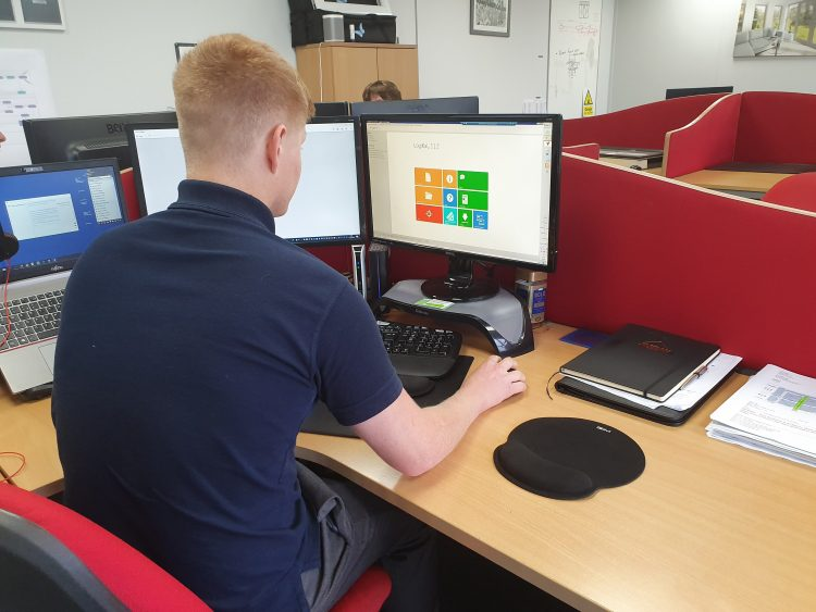 LogiKal - BMA294 BM Aluminiums LogiKal software is helping Joedan to optimise efficiency e1572255224224