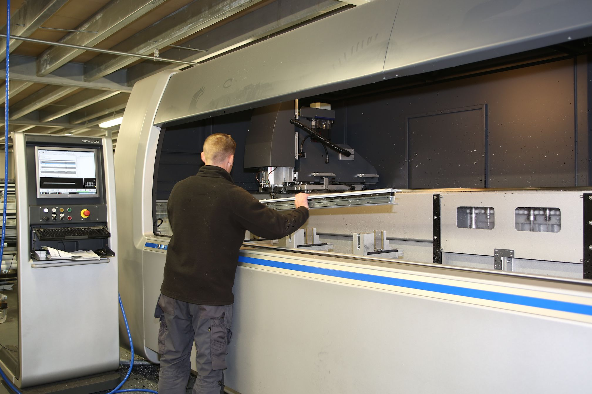 LogiKal - BMA300 BM Aluminium is offering a new value package for CNC set ups