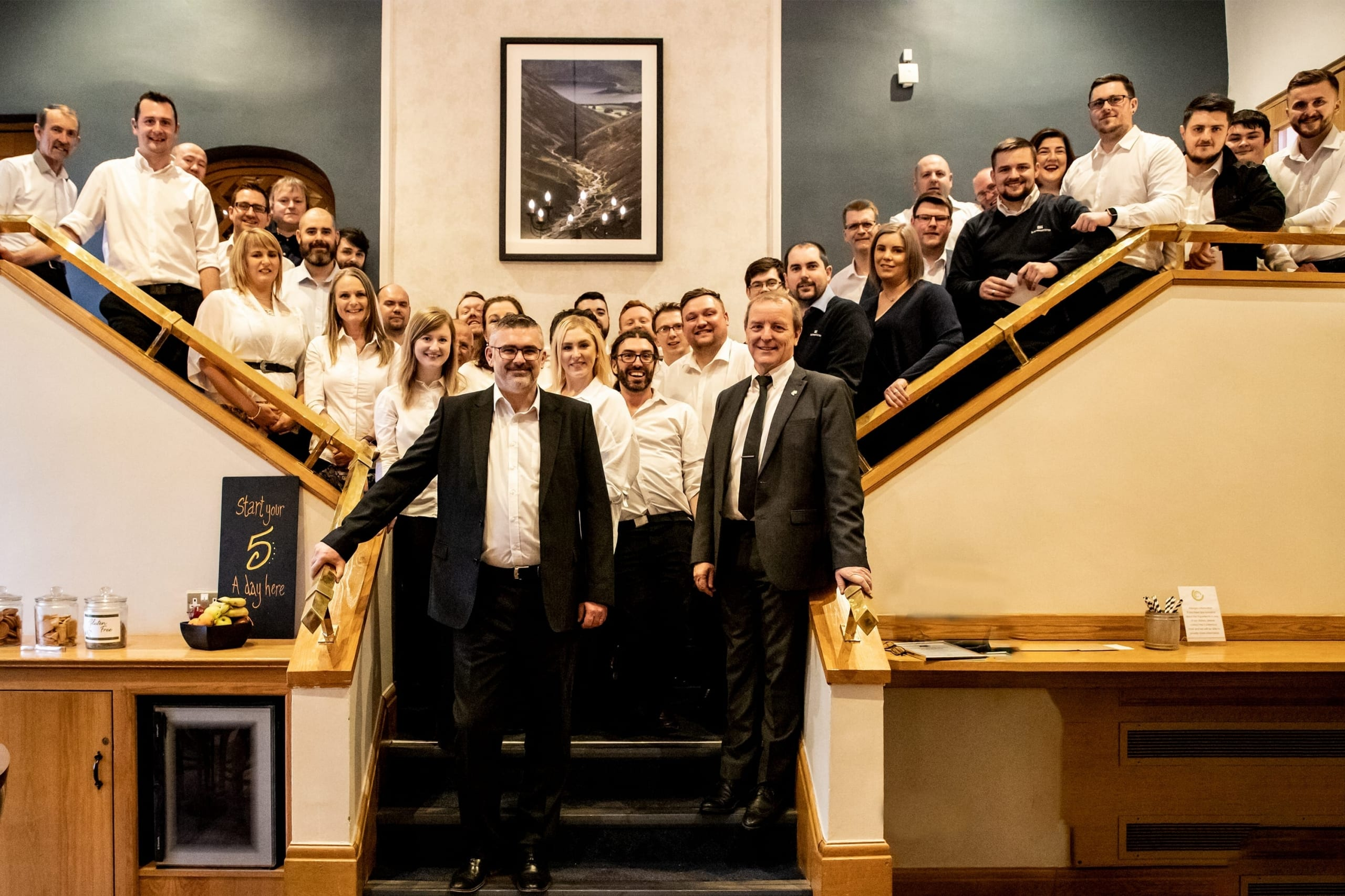 Business Micros | BM303 The team at Business Micros is celebrating 40 years in 2019 1 scaled