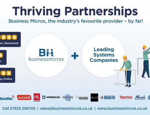 Business Micros Strengthens Systems Company Partnerships