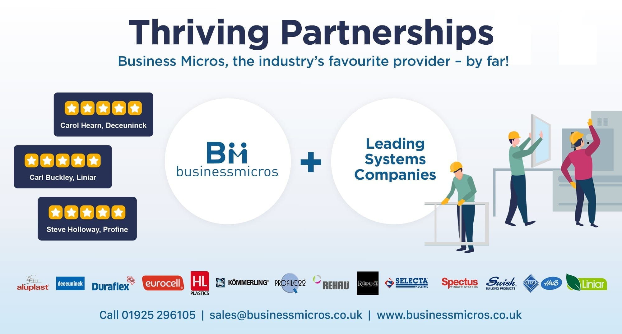 Business Micros | thriving partnerships linkedin