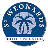 St. Weonards Hotel, Bed and Breakfast in Paignton Logo