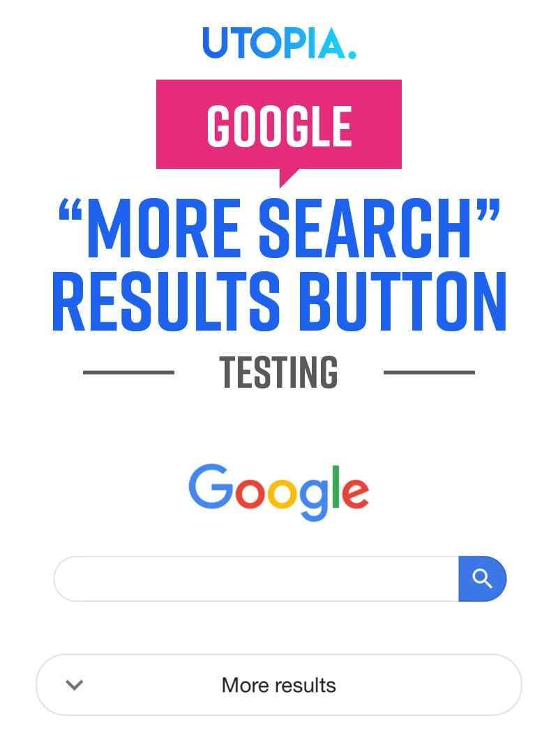 Google is officially testing 'more results' button to load more search results 6