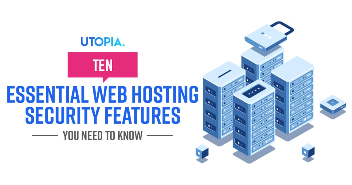 Hosting Security features
