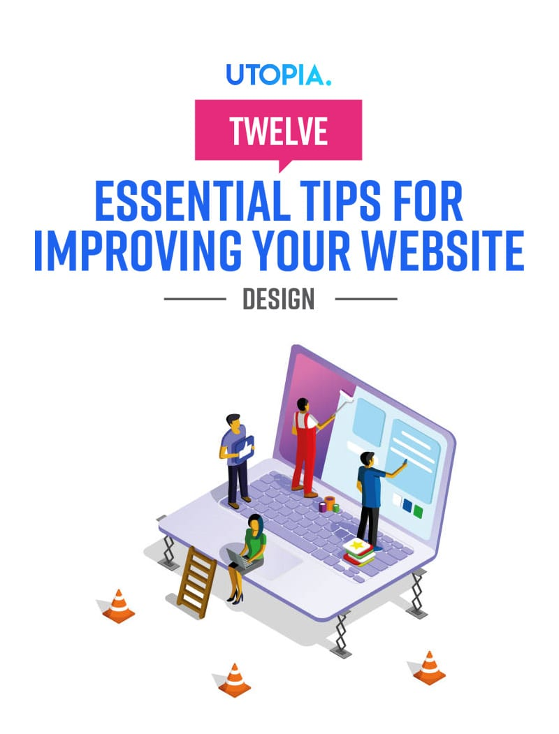 12 Essential Tips for Improving Your Web Design 5