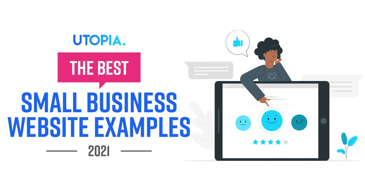 Small Business Website Examples