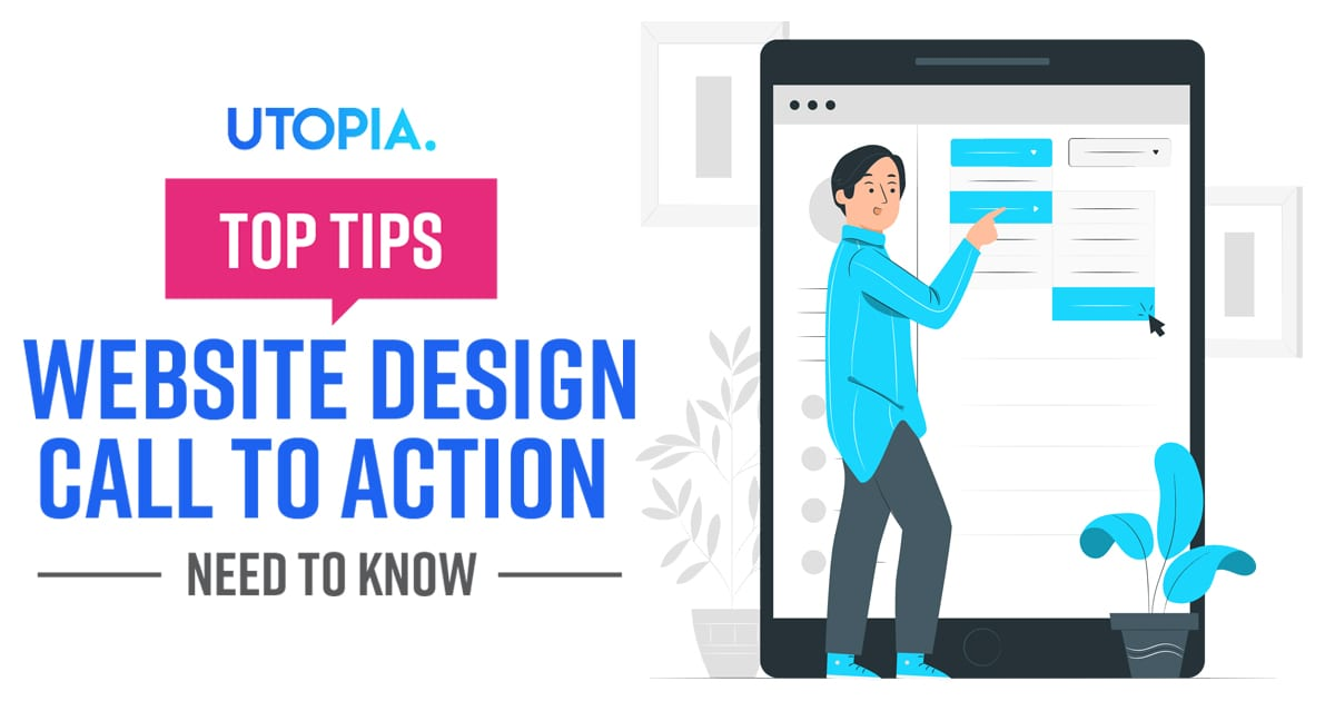 Website Design Call to Action Tips 1